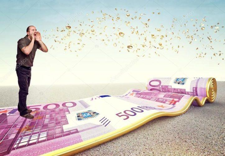 Дизайн Человека и деньги