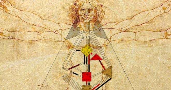 Эволюция 9-центрового человека