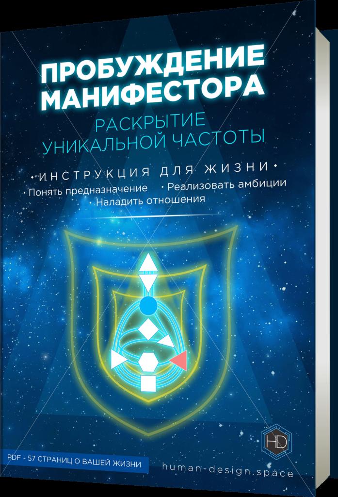 Книга Манифестор